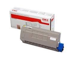 Toner OKI 44318605 - originálny (Žltý)