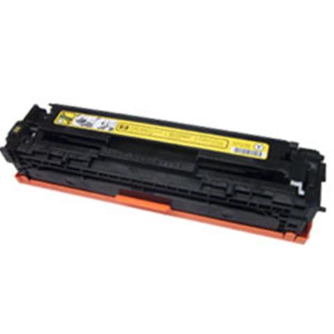 Tonery Náplně Toner HP 131A, HP CF212A, kompatibilný (Žltý)