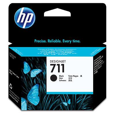 Cartridge HP 711, HP CZ133A - originálny (Čierna)