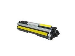 Tonery Náplně Canon CRG-729Y, kompatibilný toner (Žltý)
