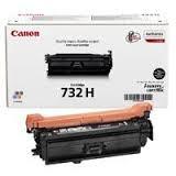 Toner Canon CRG-732HBk (Čierny) - originálný