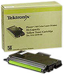 Toner Xerox 016180200 - originálny (Žltý)