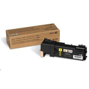 Toner Xerox 106R01600 - originálny (Žltý)
