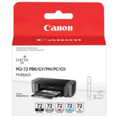 Sada Canon PGI-72 PBK / GY / PM / PC / CO, 6403B007, Multi-Pack - originálný