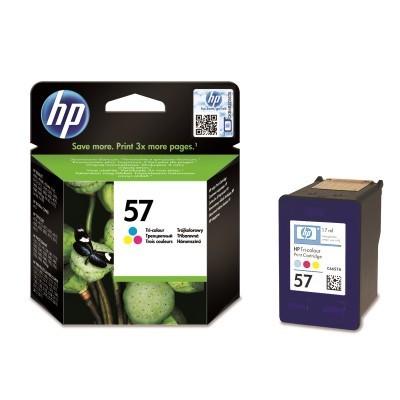 HP 57, HP C6657AE (Farebná) - originálný