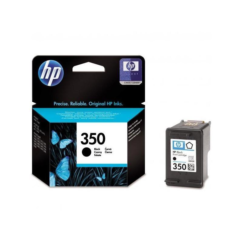 HP 350, HP CB335EE, originálny (Čierna)