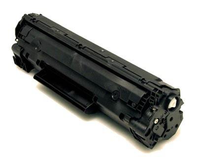Tonery Náplně Canon CRG-737, kompatibilná toner (Čierna)
