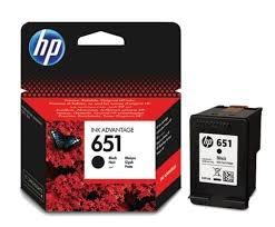 Cartridge HP 651, HP C2P10AE - originálny (Čierna)