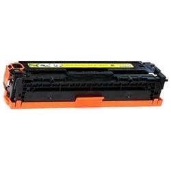 Tonery Náplně Toner HP 201X, HP CF402X - kompatibilní (Žltý)