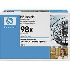 Toner HP 92298X - originálny (Čierny)