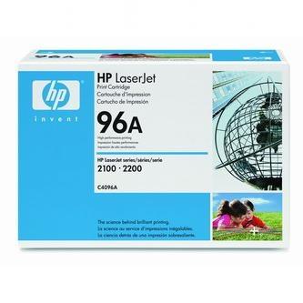HP Tonerová cartridge HP LaserJet 2100, 2200, M, TN, D, DT, DTN, DN, čierna, C4096A,% - originál