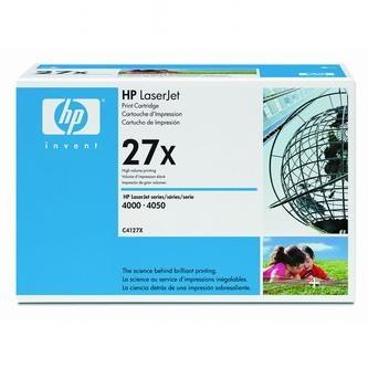 HP Tonerová cartridge HP LaserJet 4000, N, T, TN, 4050, N, T, TN, čierna, C4127X, 100 - originál
