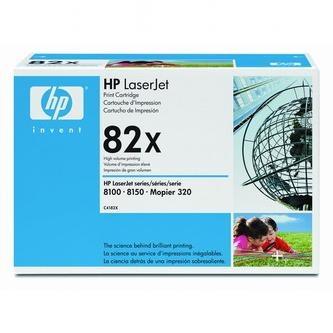 HP Tonerová cartridge HP LaserJet 8100, N, DN, 8150, N, DN, MFP, čierna, C4182X, 200% - originál