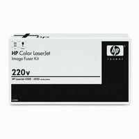 HP Súprava HP Color LaserJet 4500, 4550, čierna, C4198A, poistka + 4 papierové role% - originál