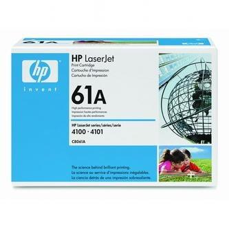 HP Tonerová cartridge HP LaserJet 4100, N, TN, DTN, mfp, čierna, C8061A, 6000s, O% - originál