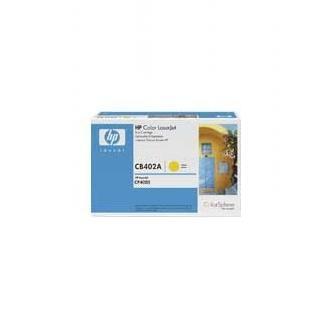 HP Tonerová cartridge HP Color LaserJet CP4005, žltá, CB402A, 7500s, O - originál