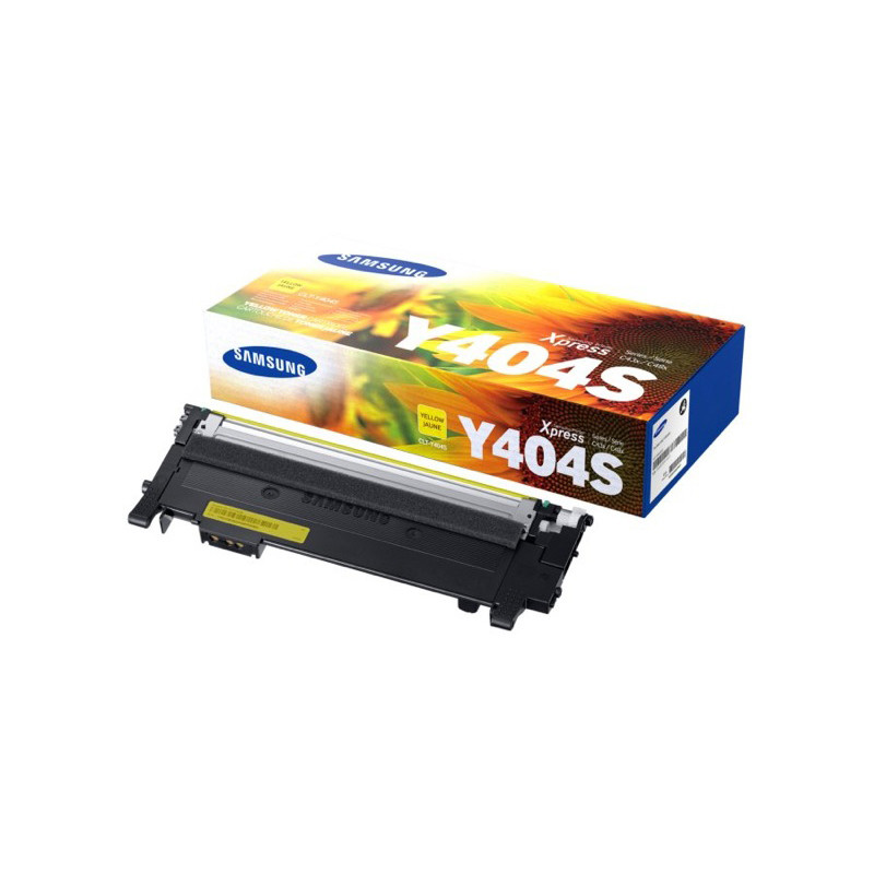 Samsung CLT-Y404S/ELS, originálny toner (Žltý)