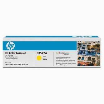 Toner HP CB542A, originálny (Žltý).cz