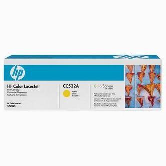 Toner HP CC532A, HP 304A (Žltý).cz - originál