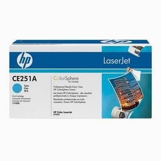 Toner HP CE251A (Azúrový).cz% - originál