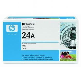 HP Tonerová cartridge HP LaserJet 1150, čierna, Q2624A, 2500s, O% - originál