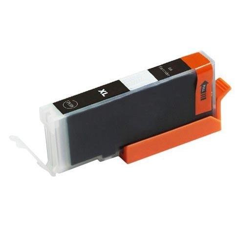 Tonery Náplně Cartridge Canon CLI-571XL Bk - kompatibilní (Čierna)