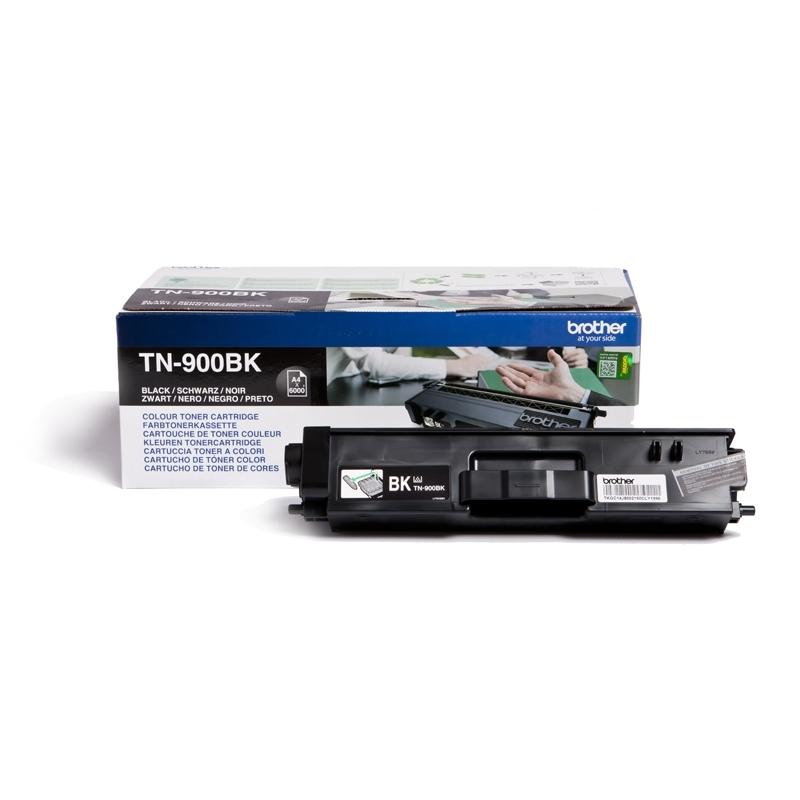 Toner Brother TN-900BK, TN900BK - originálny (Čierny)