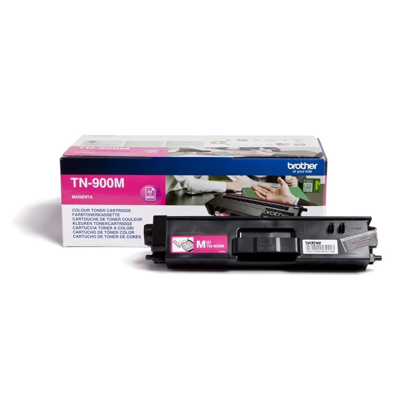 Toner Brother TN-900M, TN900M - originálny (Purpurový)