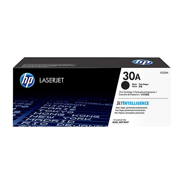 Toner HP 30A, HP CF230A - originálny (Čierny)