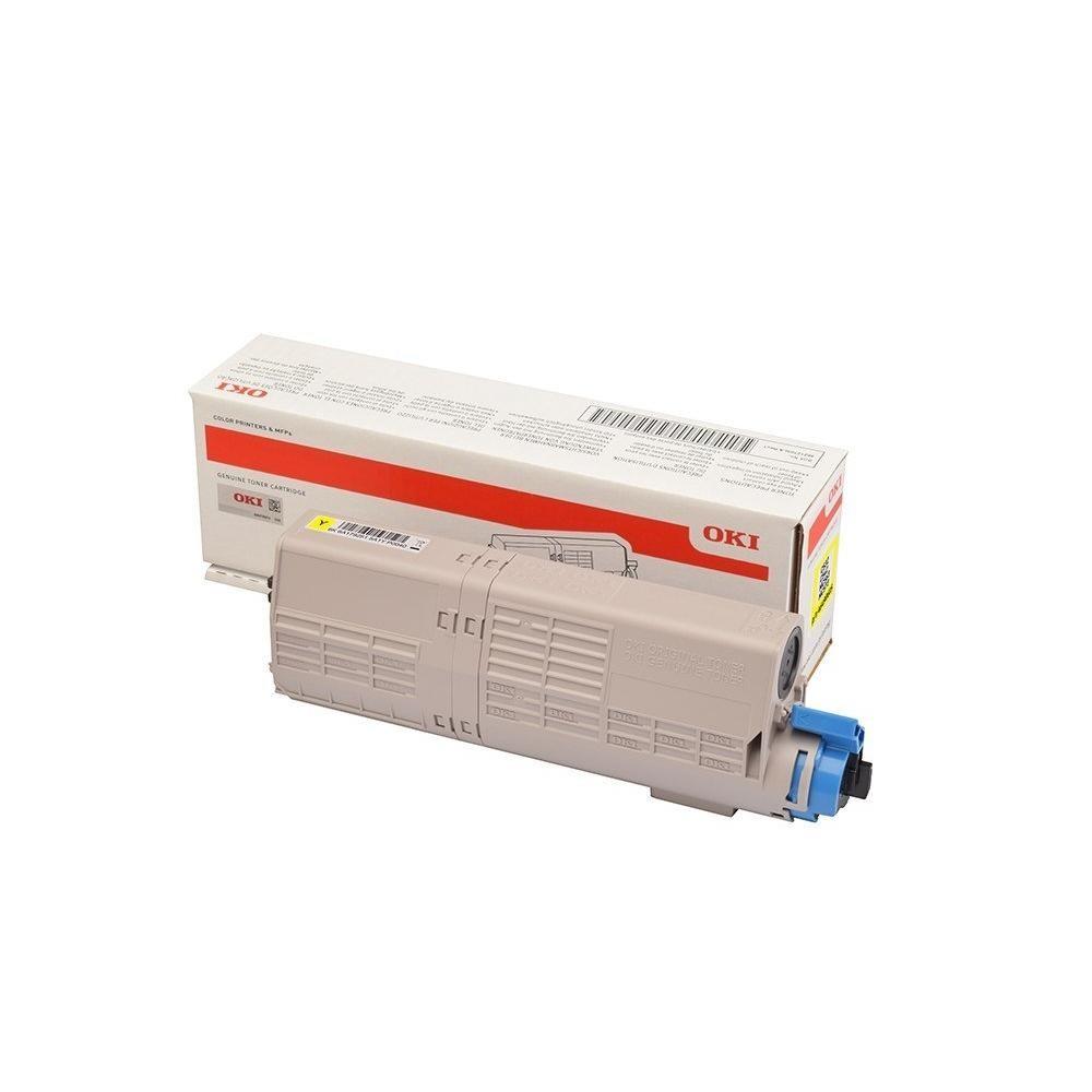 Toner OKI 46490605 - originálny (Žltý)