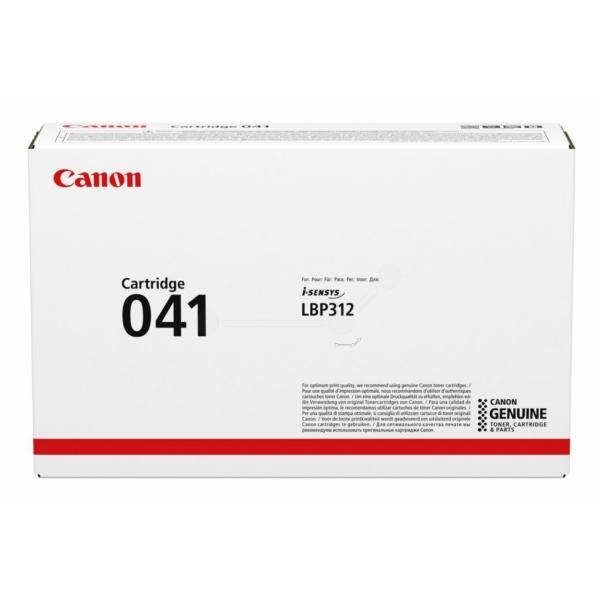 Toner Canon 041, 0452C002 - originálny (Čierny)