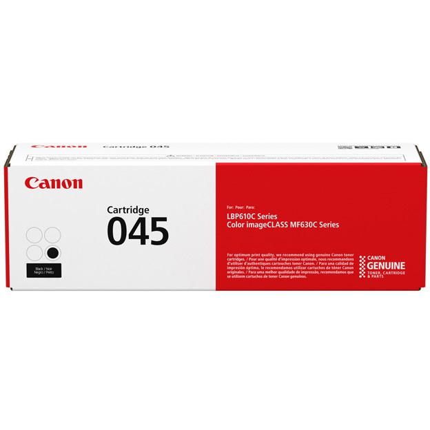 Toner Canon 045, 1242C002 - originálny (Čierny)