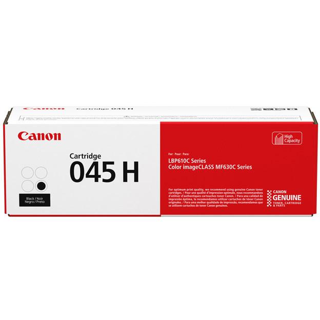 Toner Canon 045H, 1246C002 - originálny (Čierny)