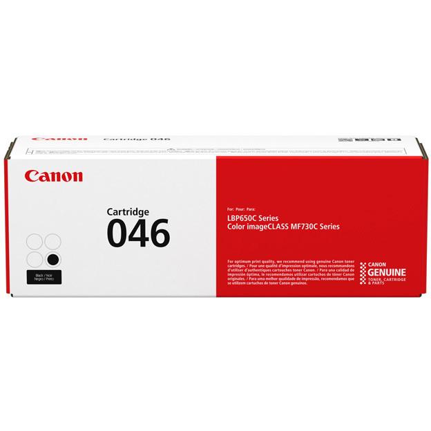 Toner Canon 046, 1250C002, CRG-046 - originálny (Čierny)