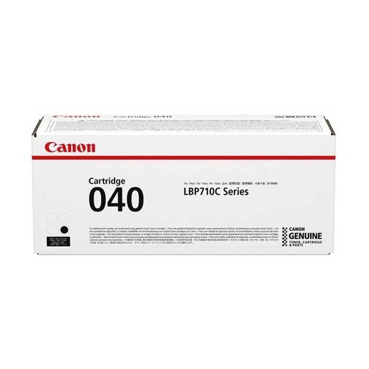 Toner Canon 040, 0460C001 - originálny (Čierny)