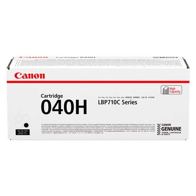 Toner Canon 040H, 0461C001 - originálny (Čierny)