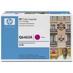 HP Tonerová cartridge HP Color LaserJet 4730mfp, 4730x, xm, xs, červená, Q6463A, 120% - originál
