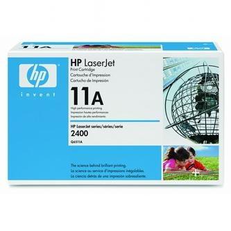 HP Tonerová cartridge HP LaserJet 2400, 2410, 2420, 2430, čierna, Q6511A, 6000s, O% - originál