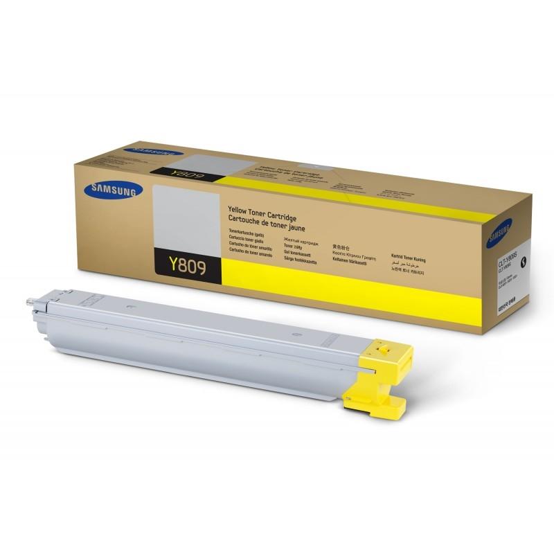 Toner Samsung CLT-Y809S - originálny (Žltý)