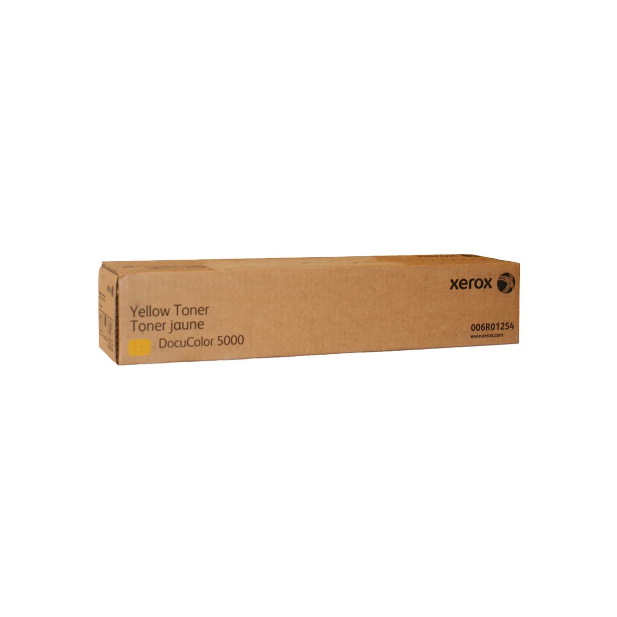 Toner Xerox 006R01254 - originálny (Žltý)