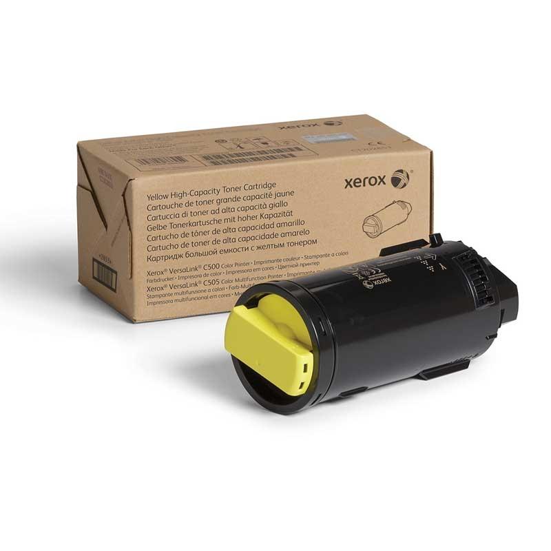 Toner Xerox 106R03886 - originálny (Žltý)