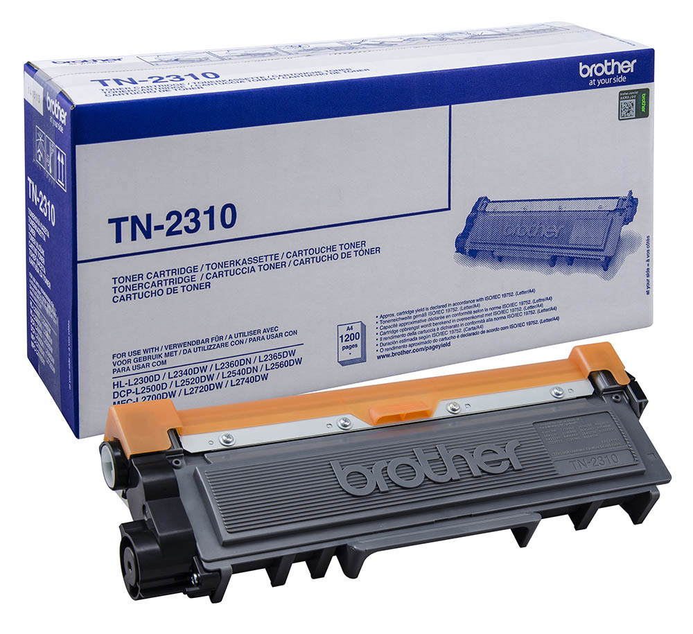 Toner Brother TN-2310, TN2310 - originálny (Čierny)