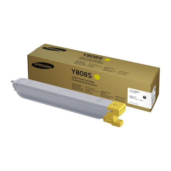 Toner Samsung CLT-Y808S, SS735A - originálny (Žltý)