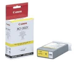 Zásobník Canon BCI-1302 (Žltý) - originálný