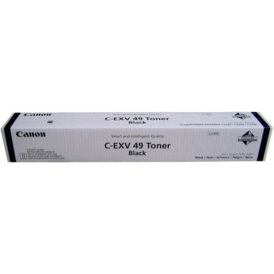 Toner Canon C-EXV49, 8524B002 - originálny (Čierny)