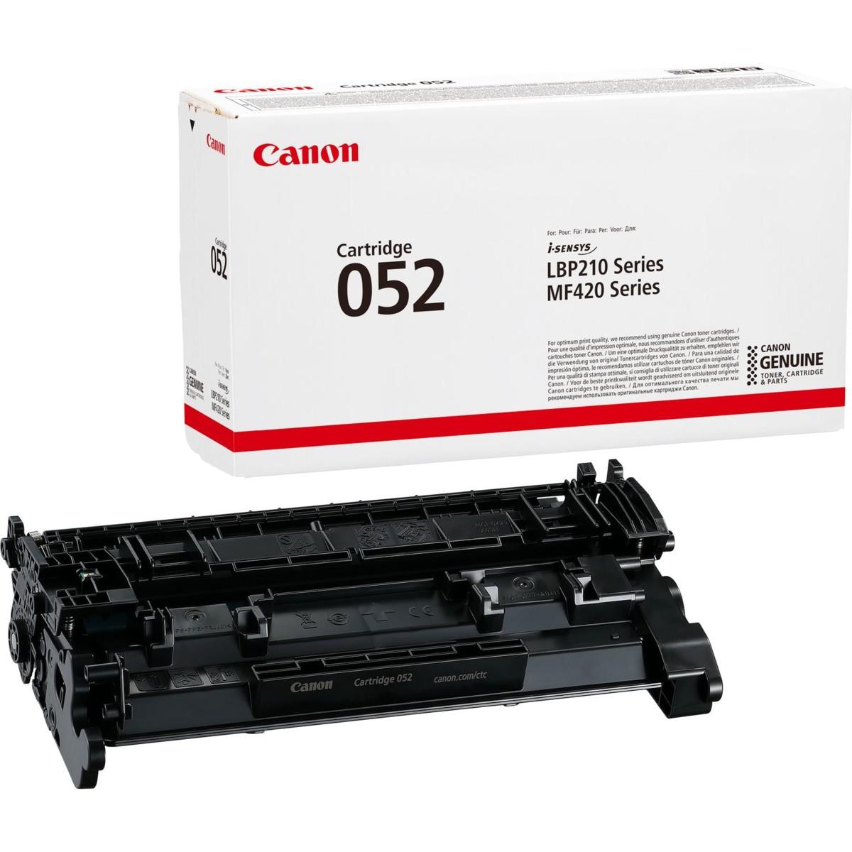 Toner Canon 052, 2199C002 - originálny (Čierny)