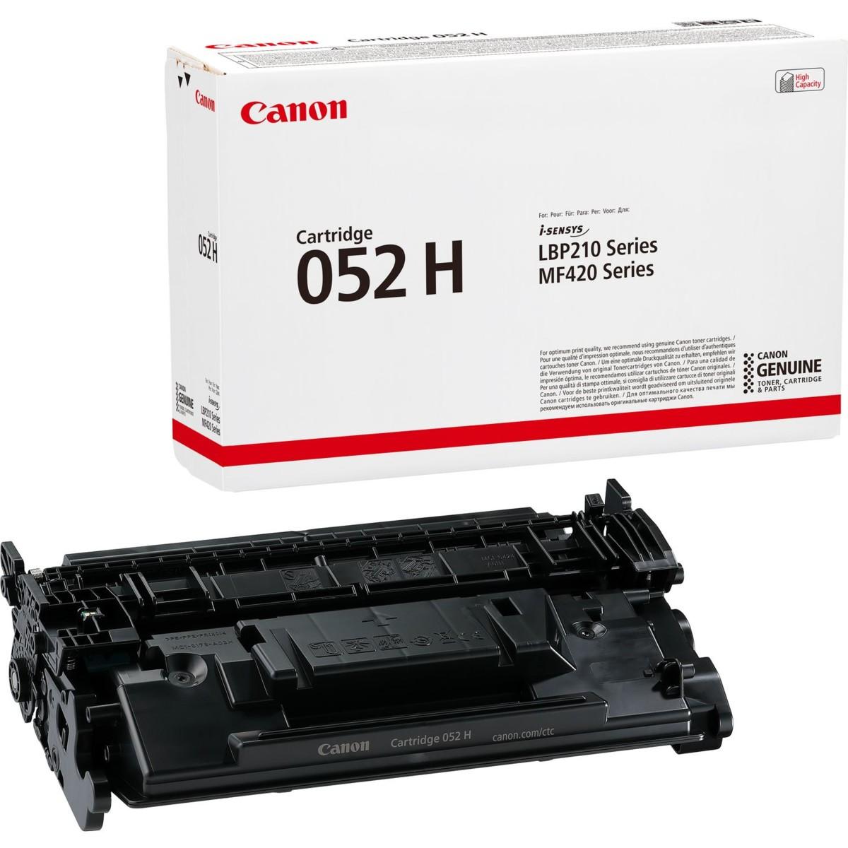 Toner Canon 052H, 2200C002 - originálny (Čierny)