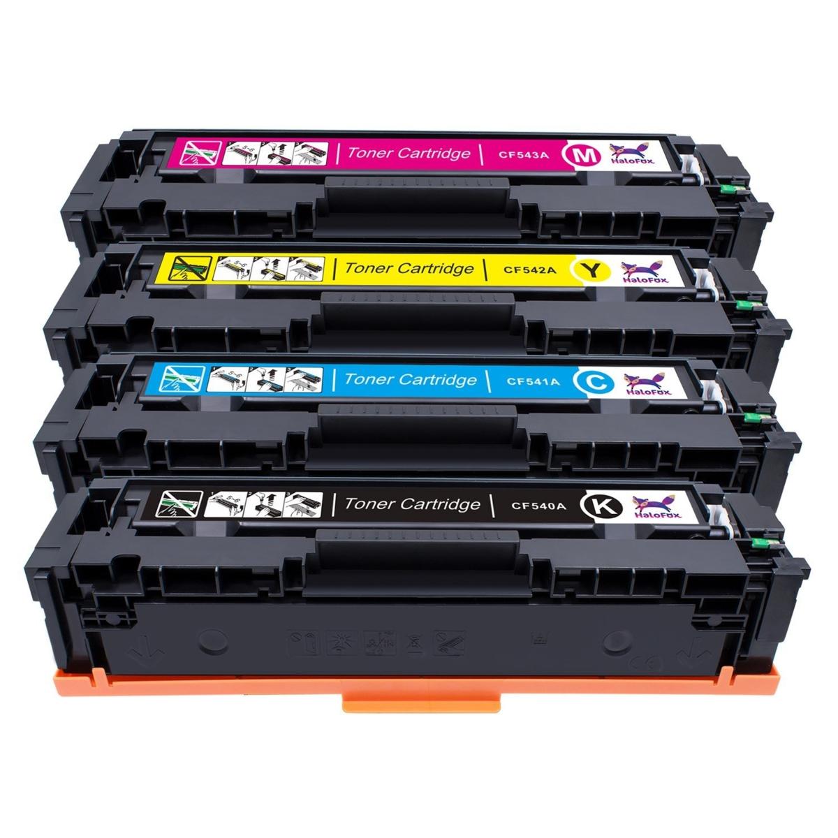 Tonery Náplně Toner HP 203A, HP CF542A - kompatibilní (Žltý)