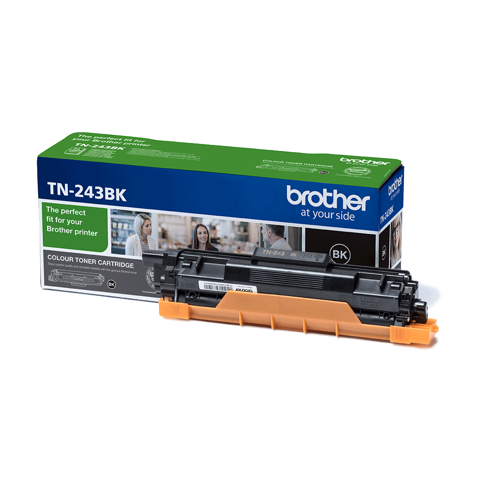 Toner Brother TN-243BK, TN243BK - originálny (Čierny)