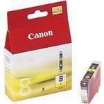 Cartridge Canon CLI-8Y, 0623B001 (Žltá) - originálný